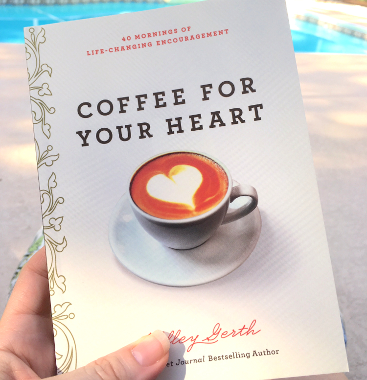 Christian Gifts for Your Favorite Coffee Lover - Holley Gerth's Book: Coffee For Your Heart