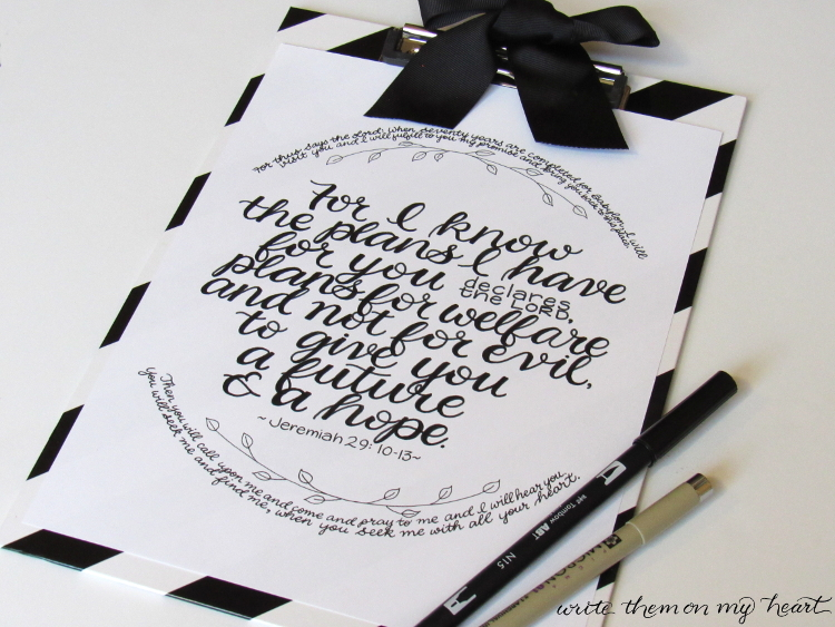 At this blogiversary party we take a look back at all the things God taught us as well as look forward to His plans and goals for our future - which include seeking Him every day!