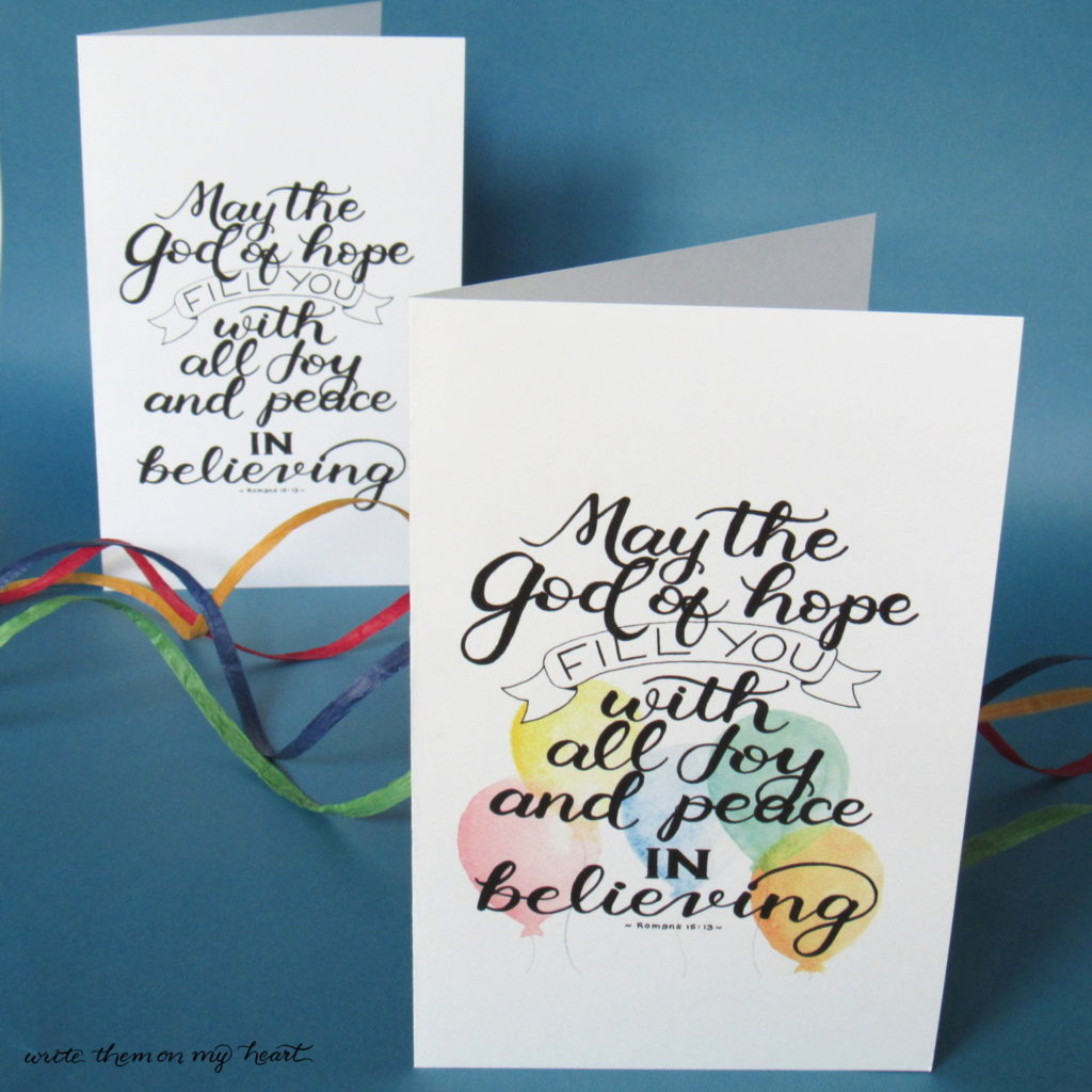 17 Printable Bible Birthday Cards Write Them My Heart